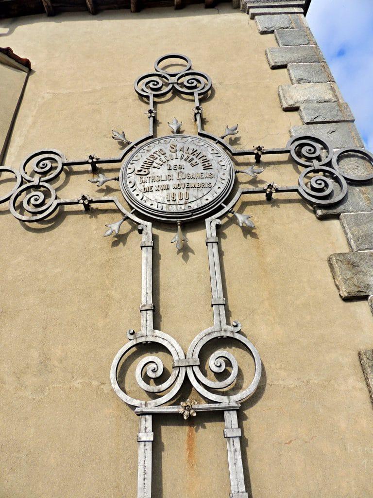 Cruz na Igreja San Salvatore