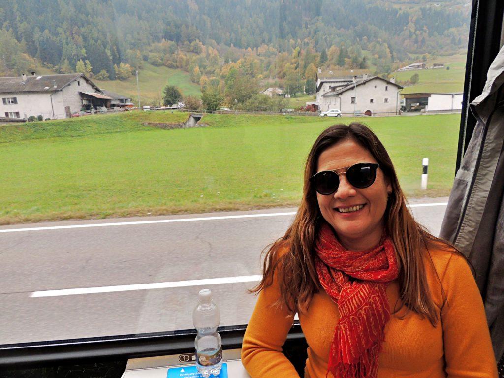 Bernina Express - Suíça