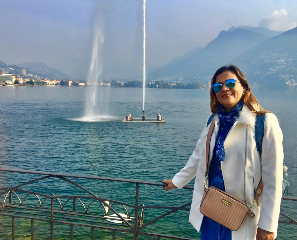 Fonte de Lugano
