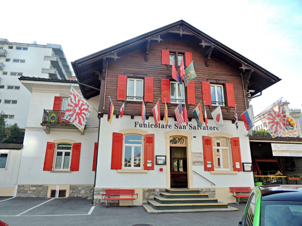 Funicolare San Salvatore - Lugano