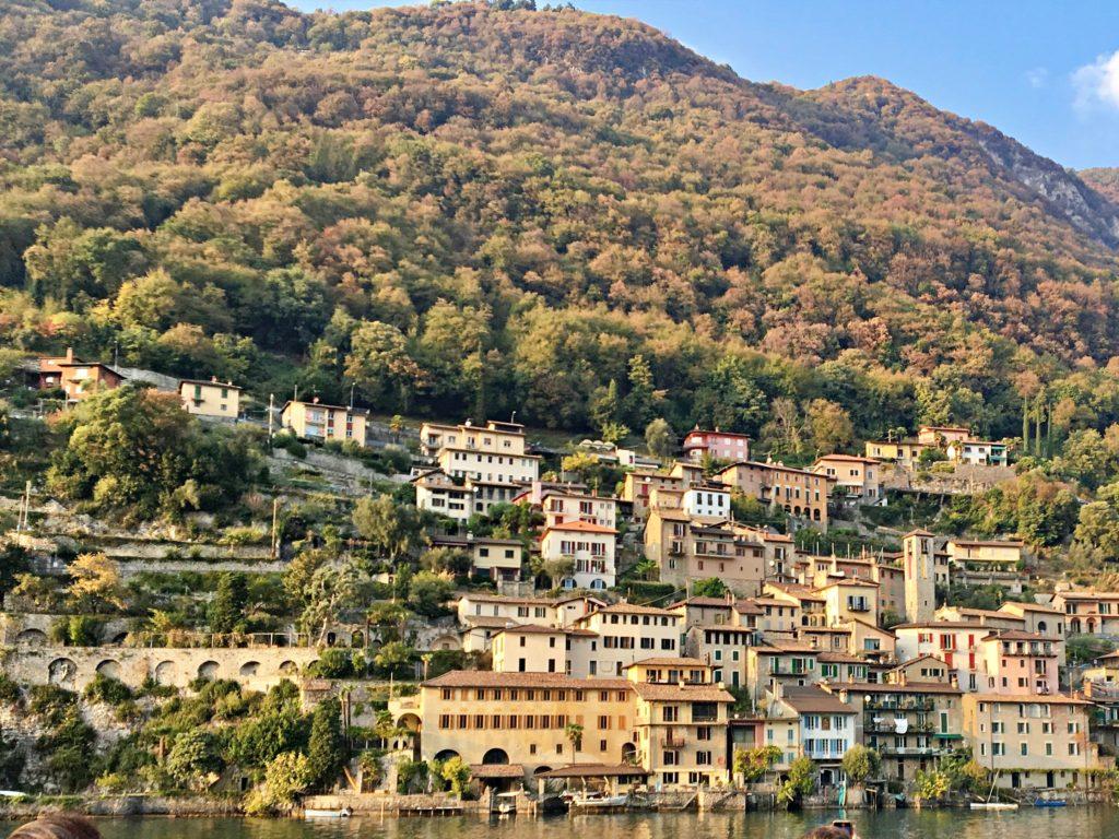 Gandria de Barco a partir de Lugano