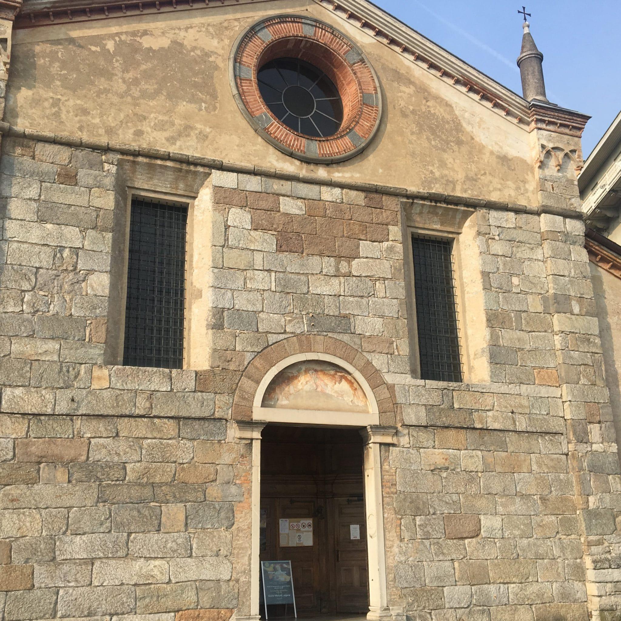 Igreja de Santa Maria Degli Angioli