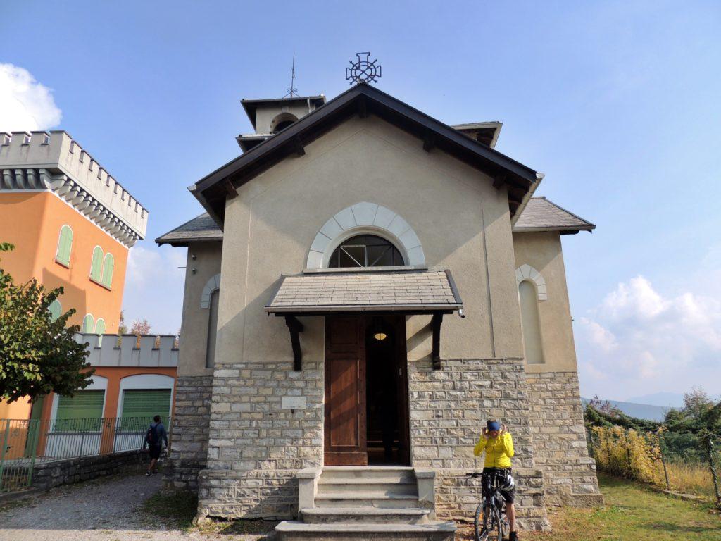 Igreja do Monte Brè
