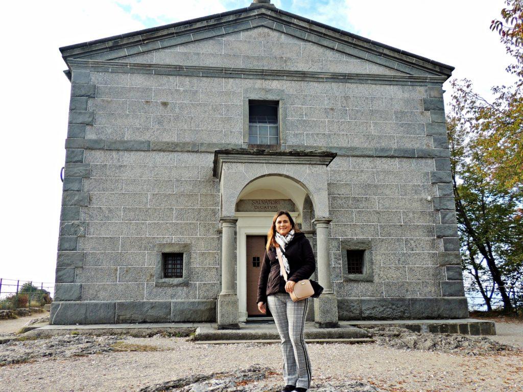 Igreja do Monte San Salvatore