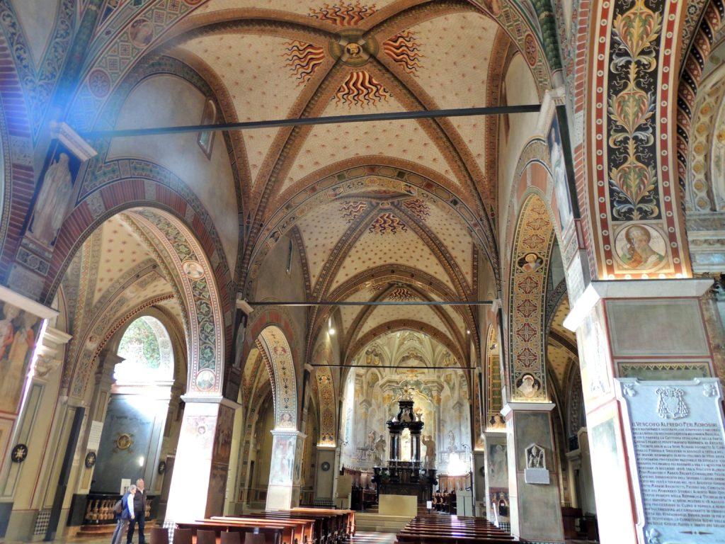 Interior da Cattedrale di San Lorenzo