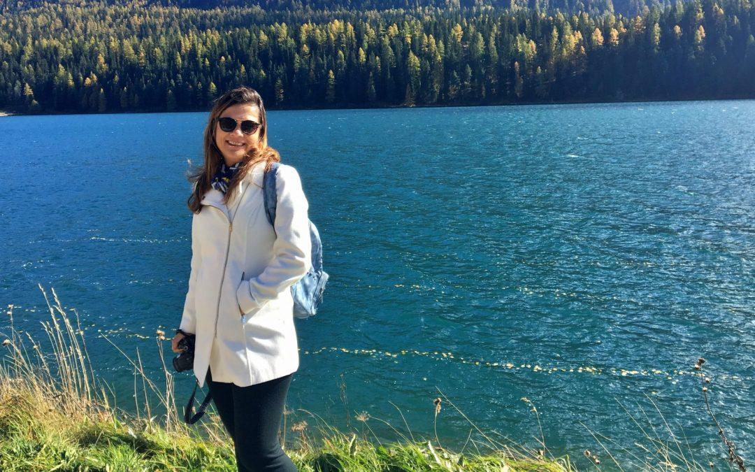 St Moritz Suíça uma cidade de sonho