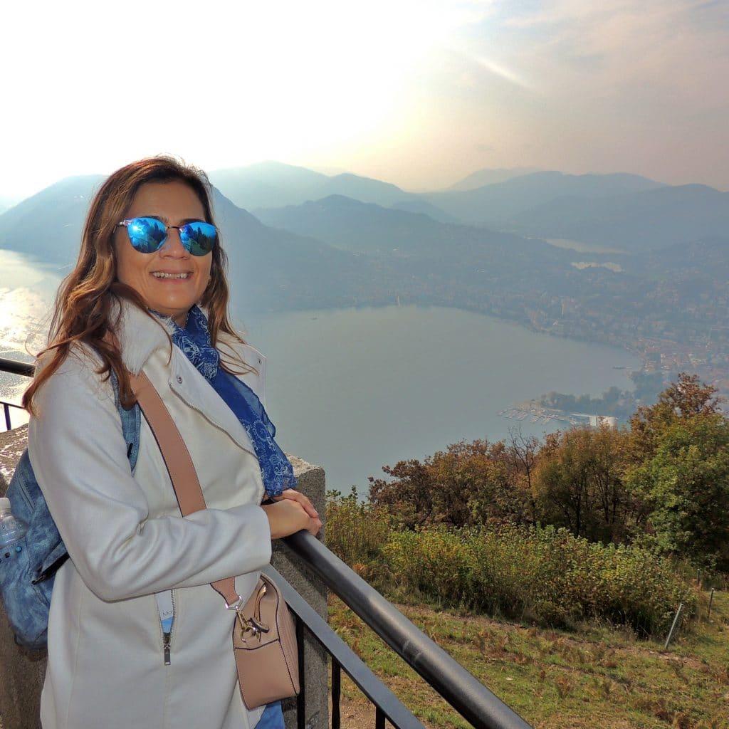 Vista Panorâmica do Monte Brè