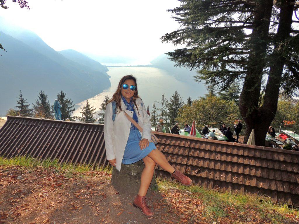 Monte Brè - Montanhas da Suíça