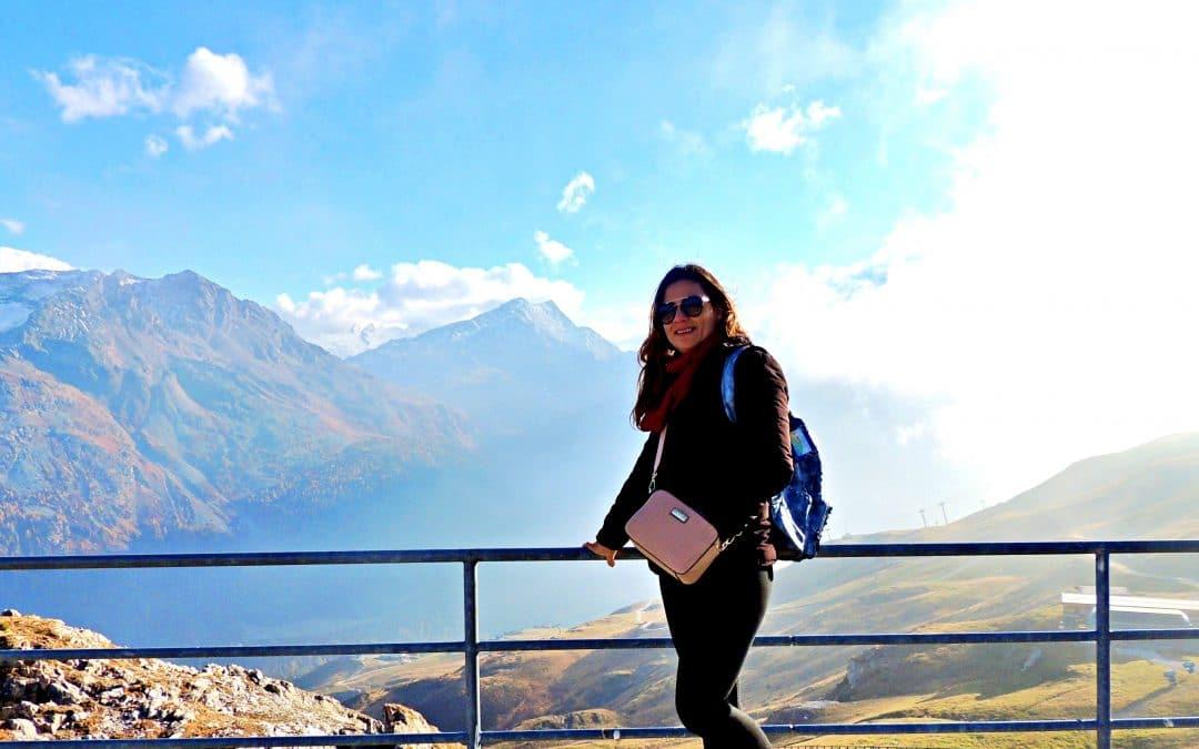 Corviglia, A montanha mais famosa de St. Moritz