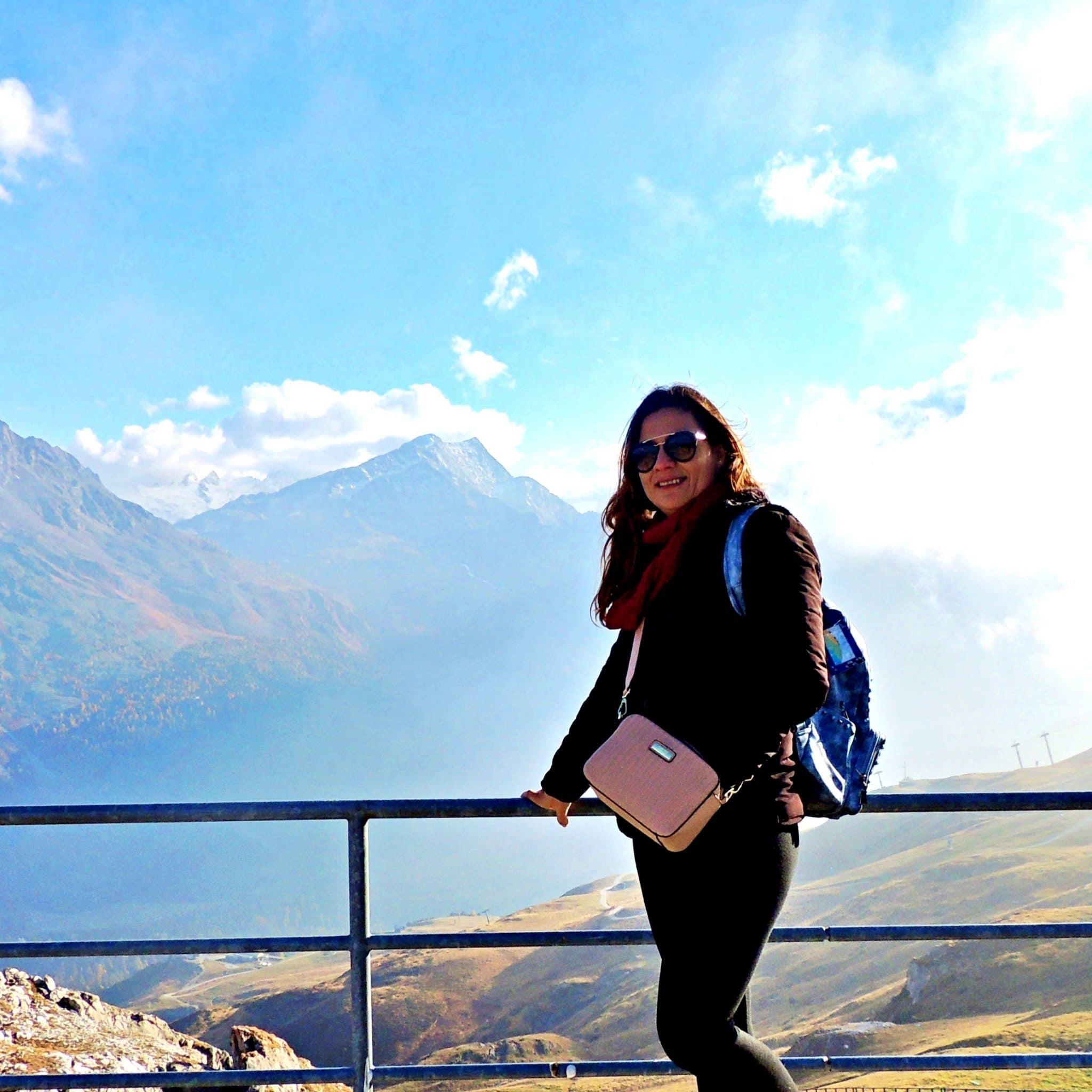 Vista de Corviglia - St Moritz