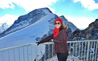 Corvatsch, St. Moritz – A montanha que tem neve o ano inteiro
