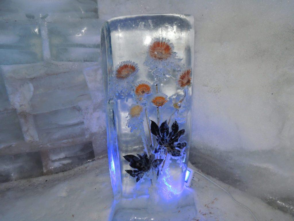 Escultura Ice Cave