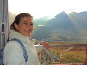 Funicular Muottas Muragl