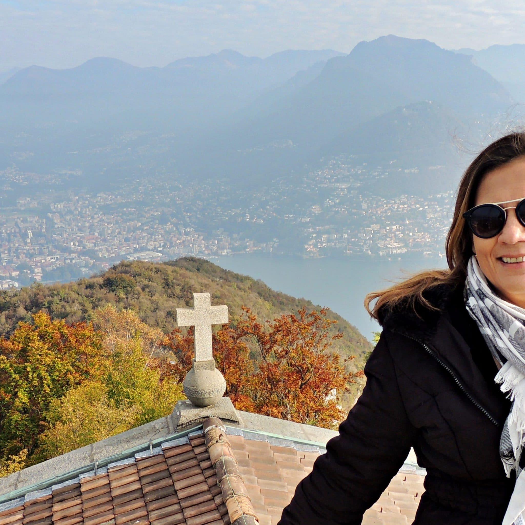 Vista do topo da Igreja San Salvatore