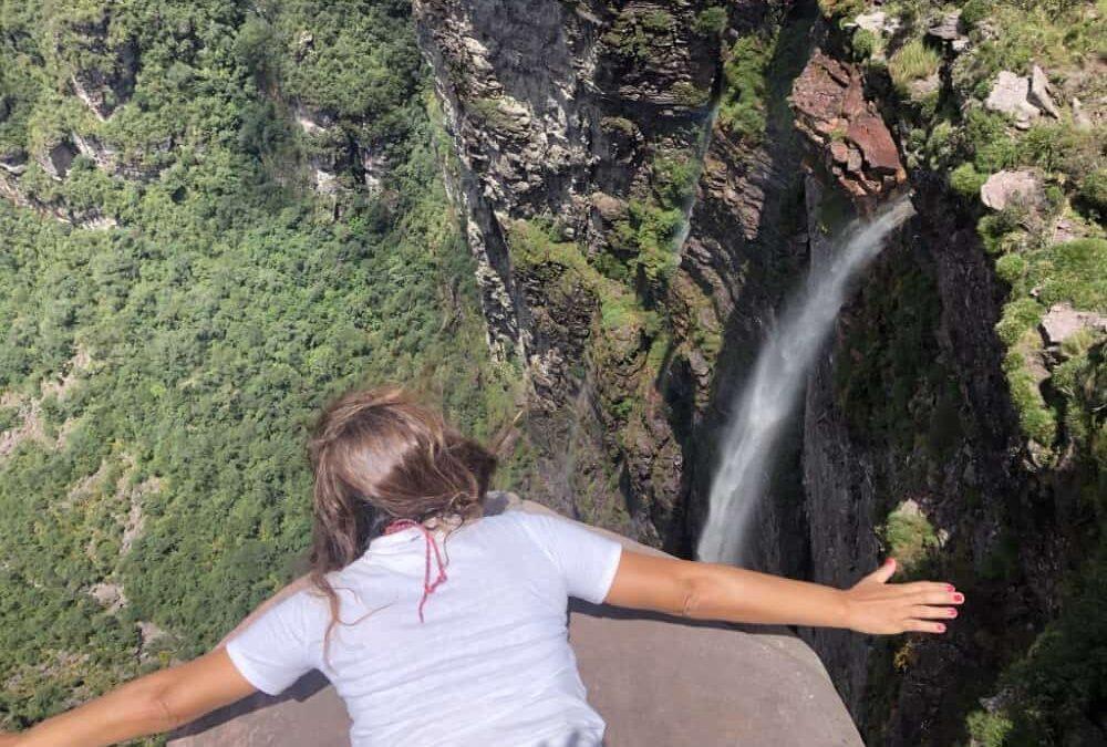 Cachoeira da Fumaça Vale do Capão