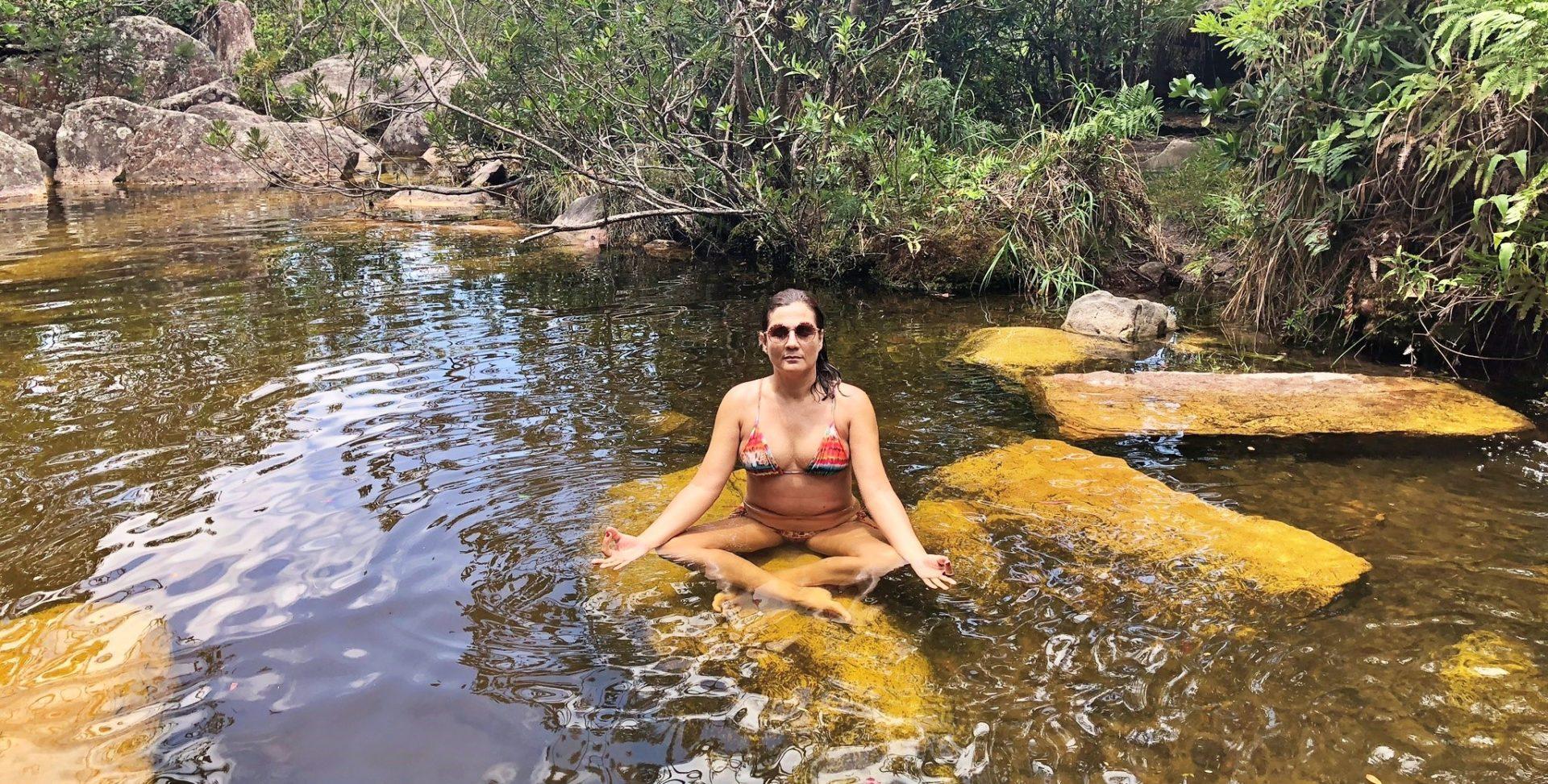 Cachoeira de Águas Claras