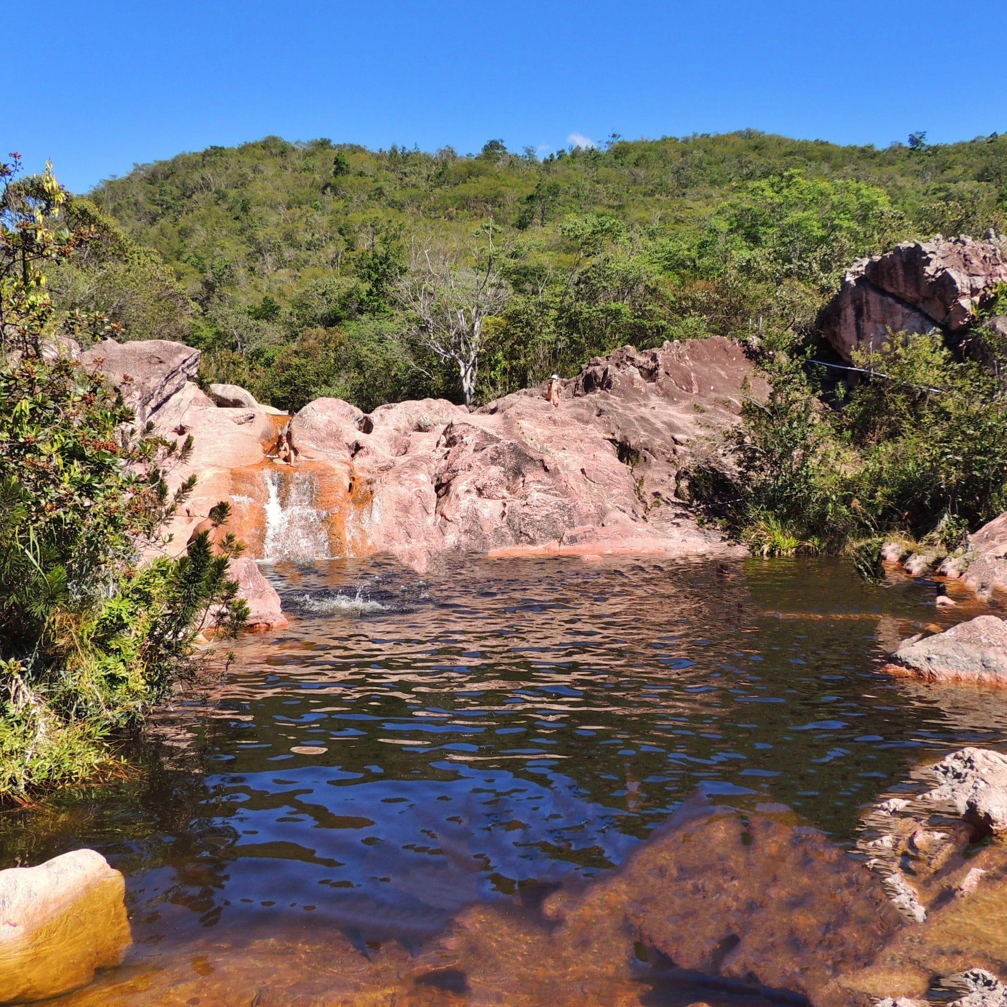 Cachoeira do Meio - Vale do Capão