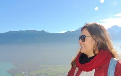 Harder Kulm Top of Interlaken