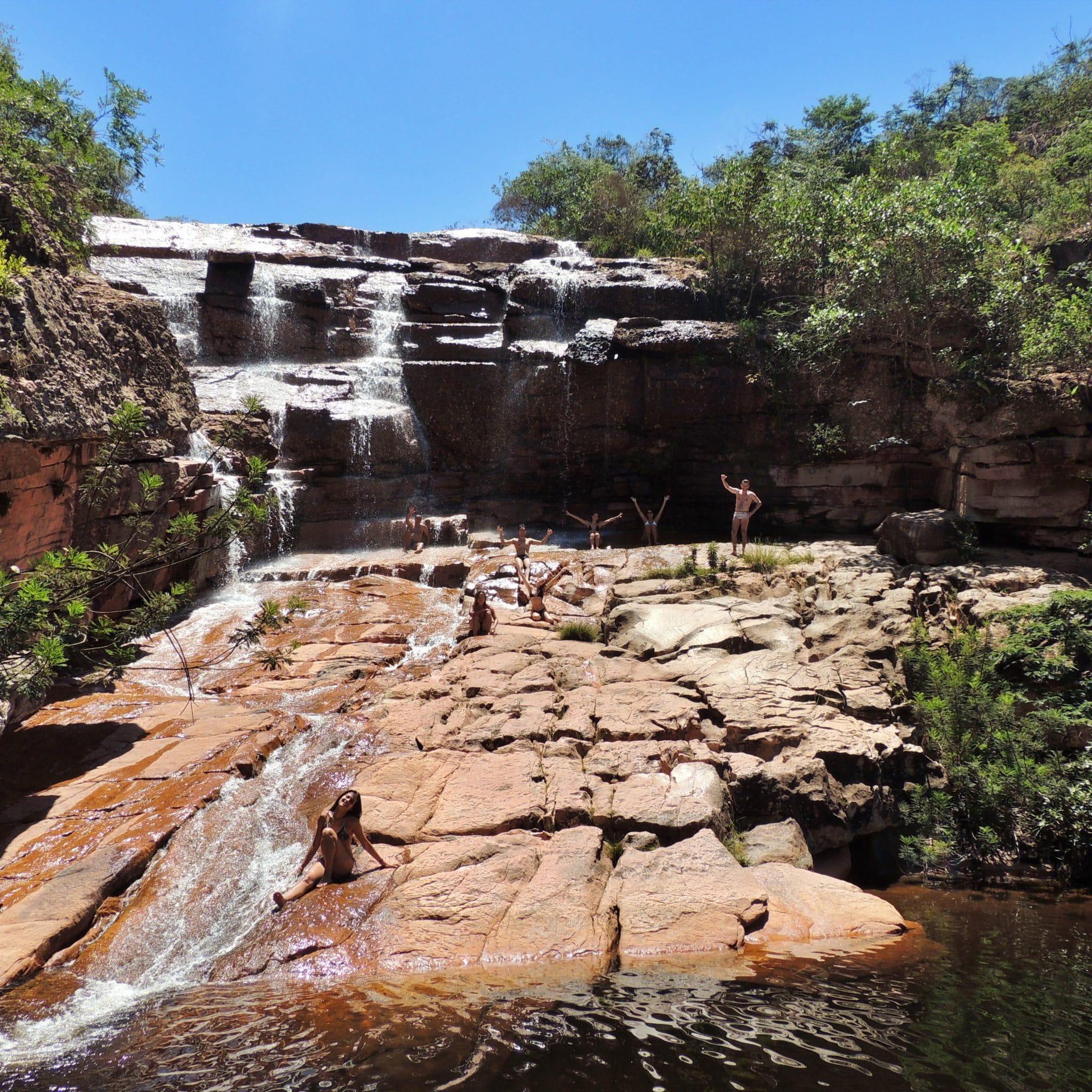 Cachoeira do Riachinho - Vale do Capão