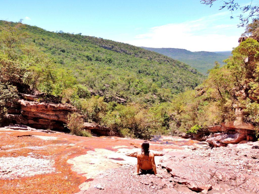 Parte de Baixo Cachoeira do Riachinho