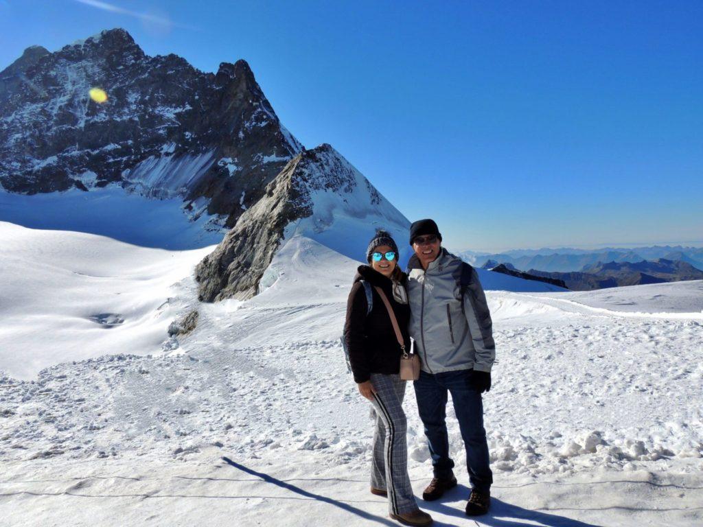 Plateau Jungfrau Top of Europe