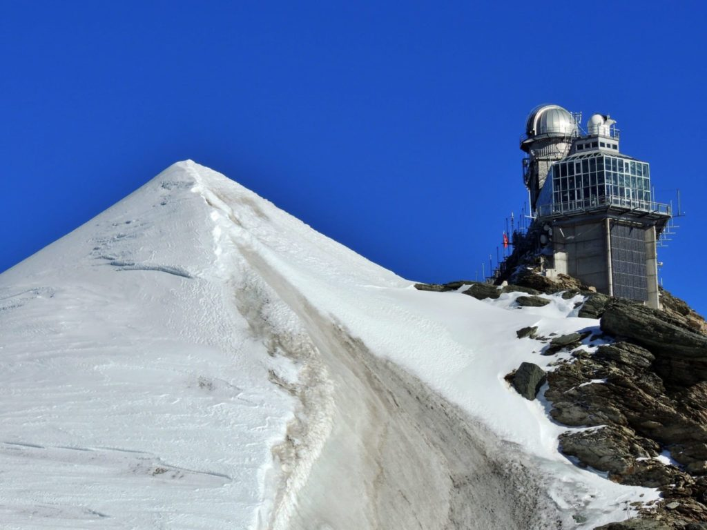Observatório Jungfraujoch Top of Europe
