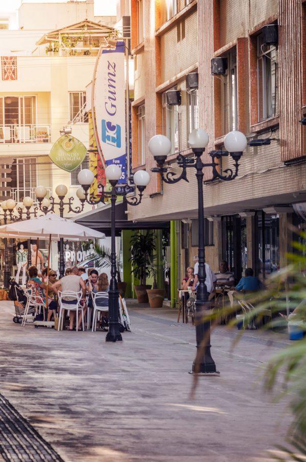 Hotel Gumz em Balneário Camboriú, excelente localização