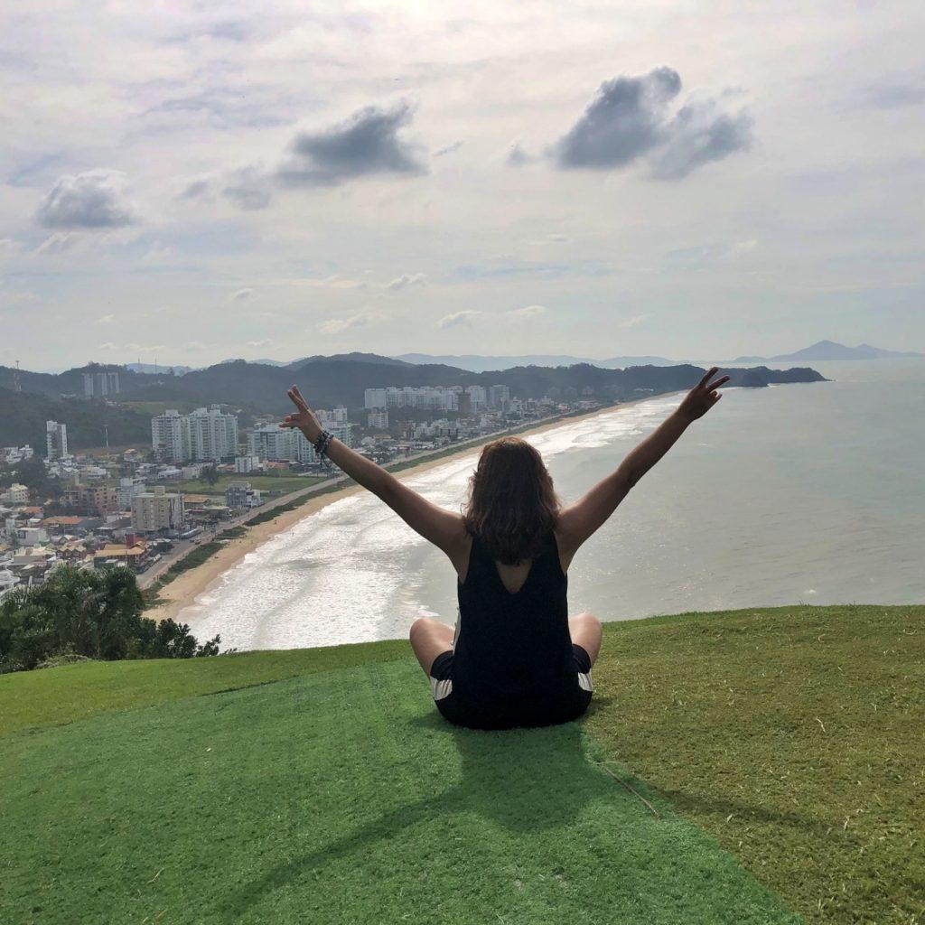 10 atrações imperdíveis em Balneário Camboriú - Mirante do Morro do Careca