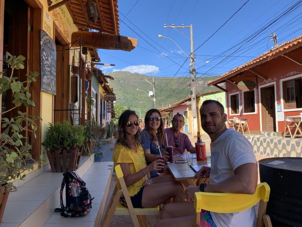 Vale do Capão, uma encantadora vila da Chapada Diamantina - Restaurante Budha