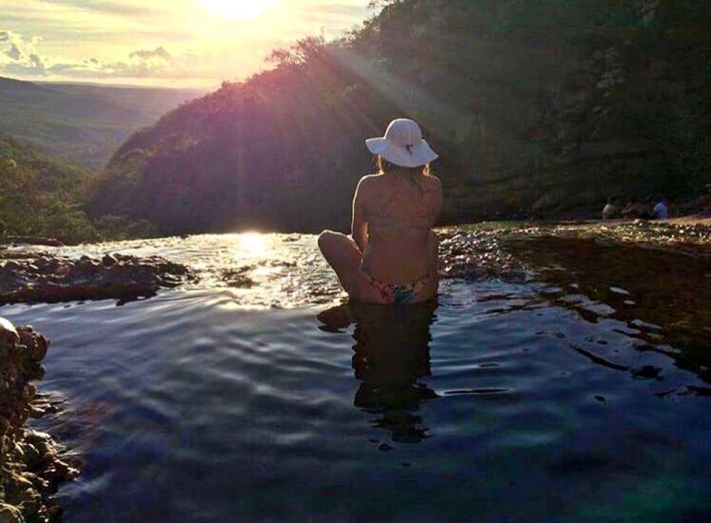 Vale do Capão, uma encantadora vila da Chapada Diamantina - Cachoeira do Riachinho
