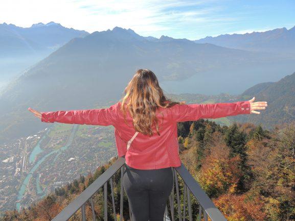 Interlaken, um destino perfeito na Suíça