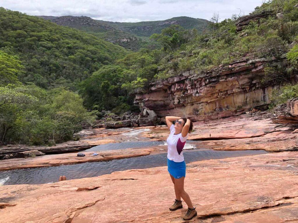 Vale do Capão - Cachoeira de Rodas -