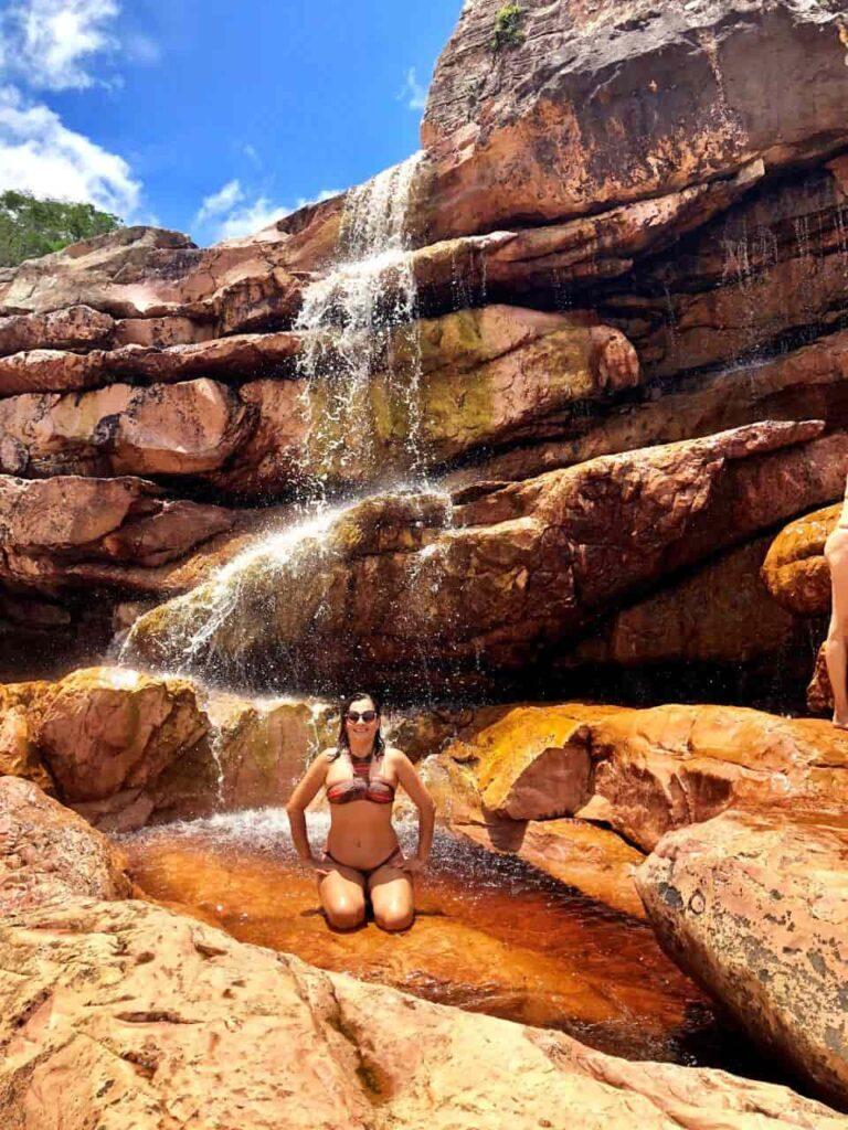 Cachoeira do Rio Preto - Vale do Capão