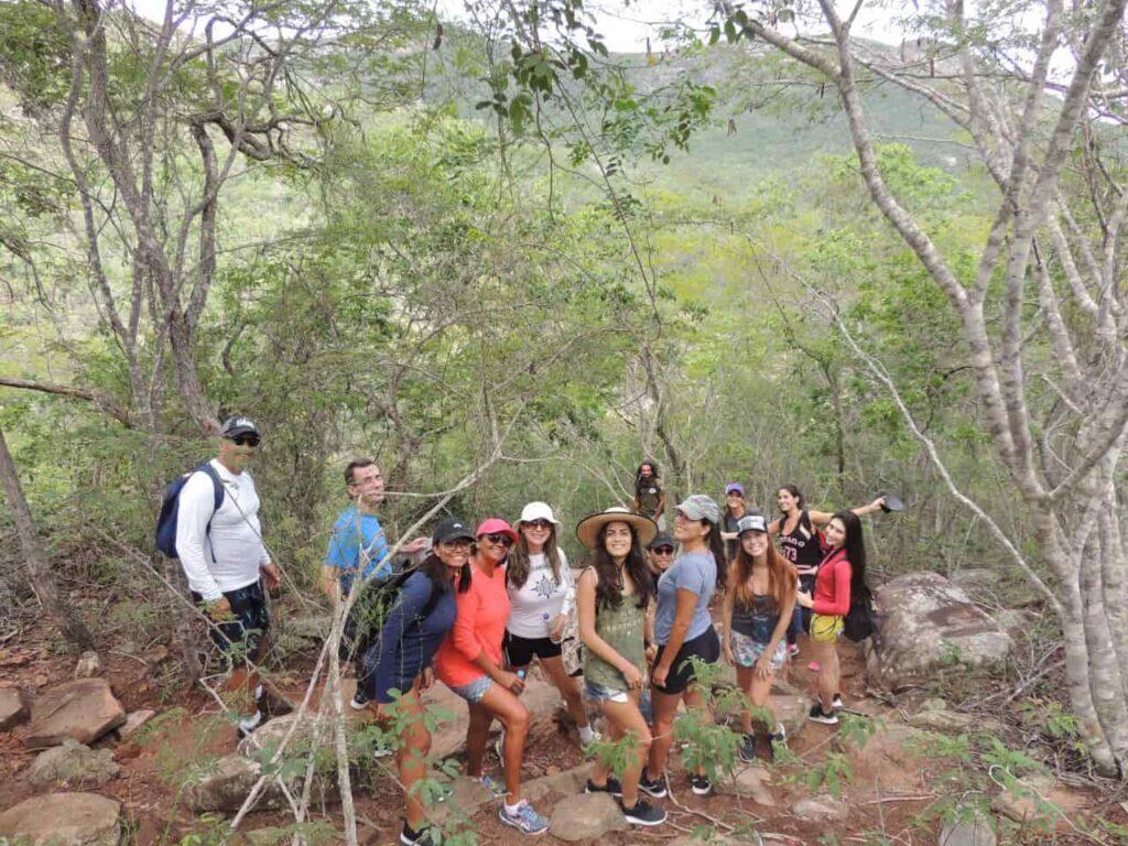 Trilha para Cachoeira de Rodas - Vale do Capão
