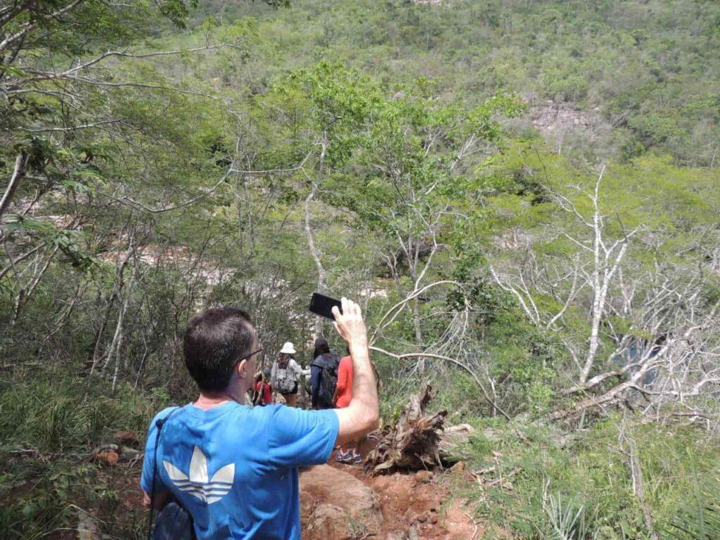 Como chegar a Cachoeira do Rio Preto e Rodas no Vale do Capão