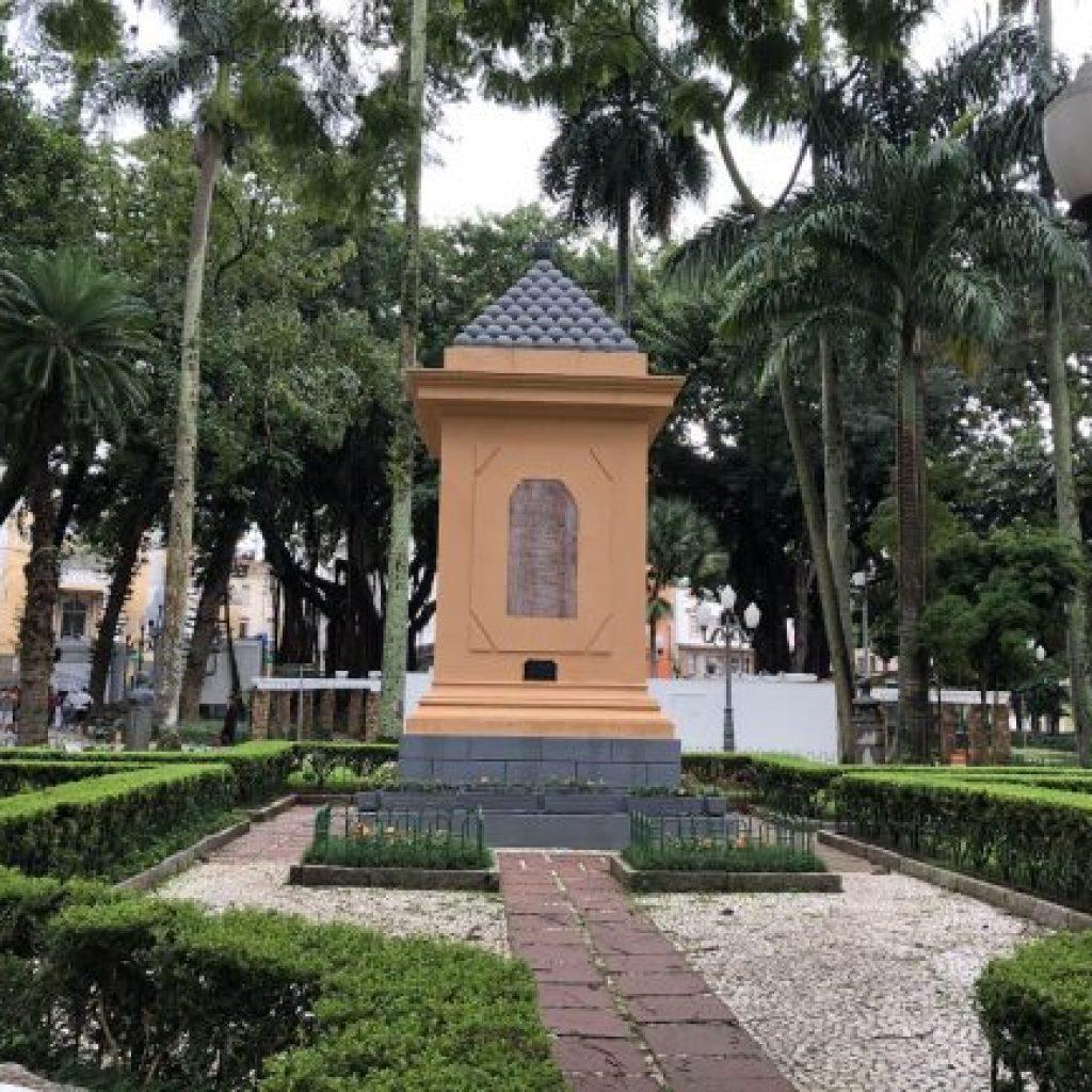 Florianópolis, a Ilha da Magia - Praça XV de Novembro