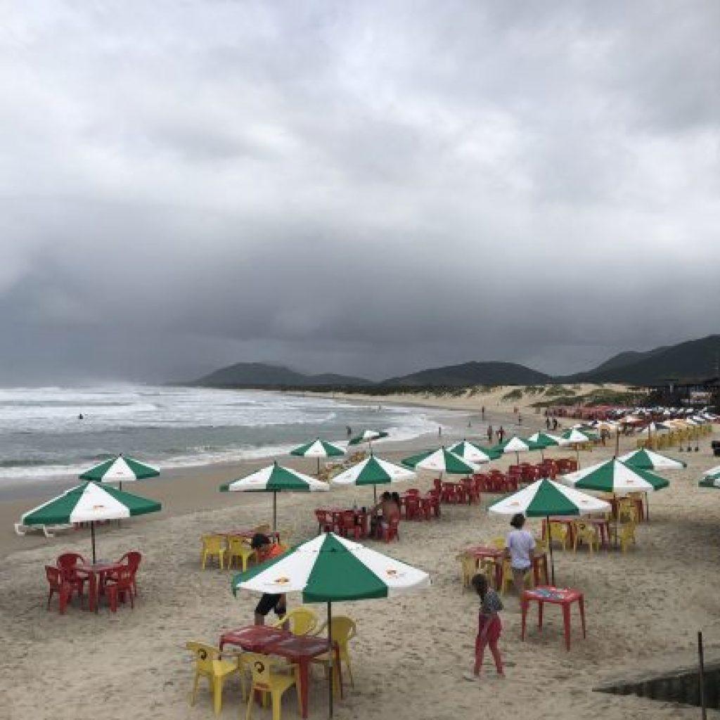 Florianópolis, a Ilha da Magia - Praia da Joaquina