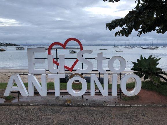 Florianópolis, a Ilha da Magia - Santo Antônio de Lisboa