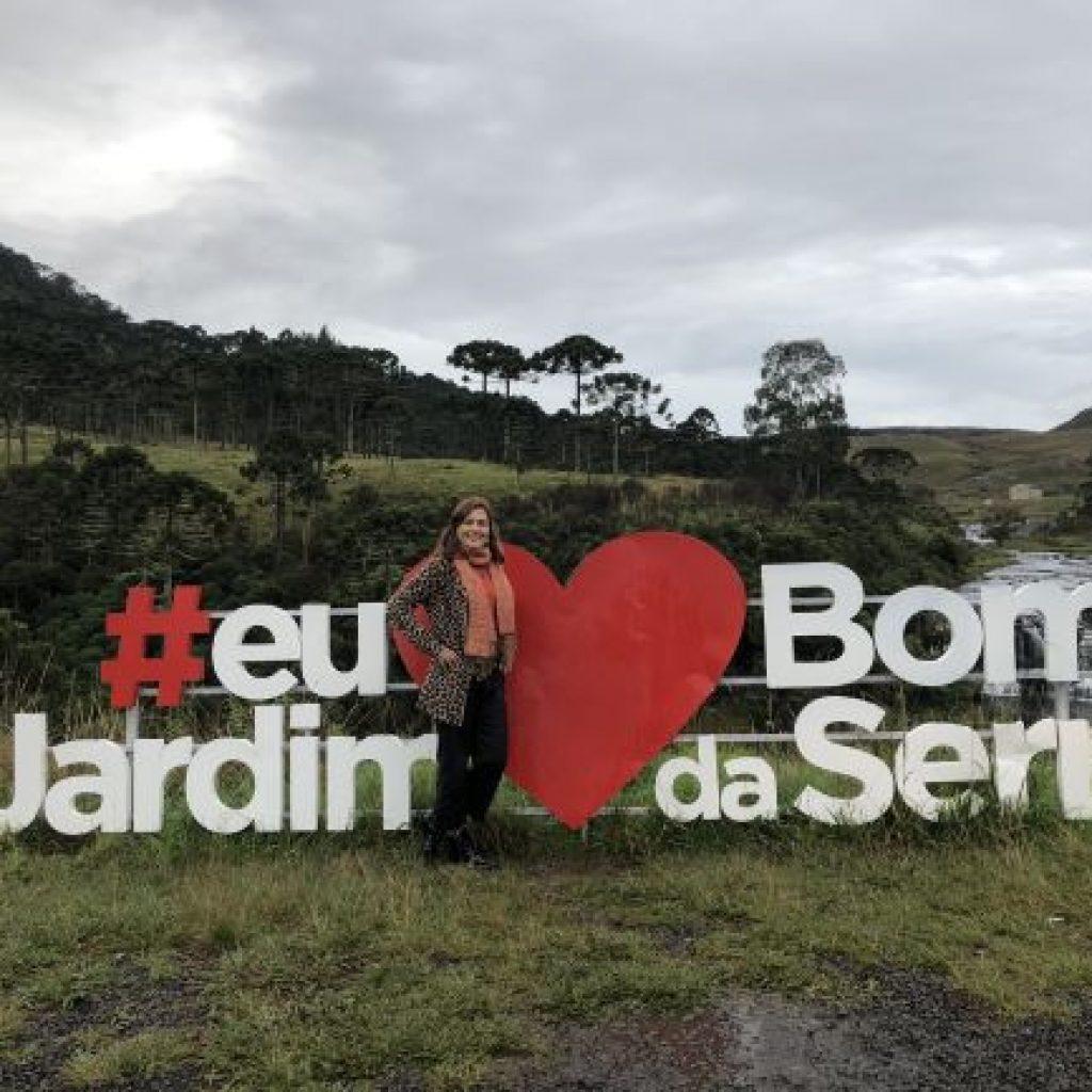 Serra Catarinense - Portal em Bom Jesus da Serra