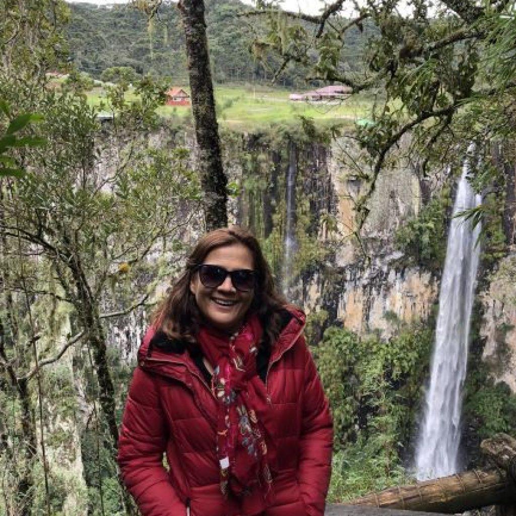 Serra Catarinense - Cascata do Avencal
