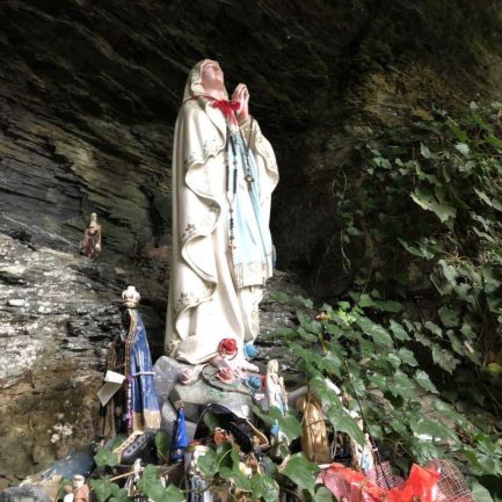 Atrações da Serra Catarinense - Gruta de Nossa Senhora de Lourdes em Urubici