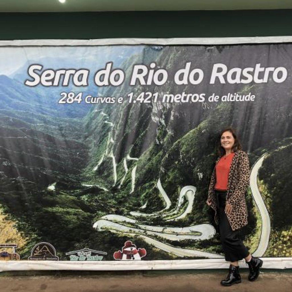 Serra Catarinense - Serra do Rio do Rastro com suas 284 curvas e 1421 metros de altitude