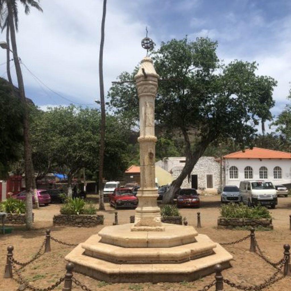 Atrações da Ilha de Santiago em Cabo Verde -  Cidade Velha