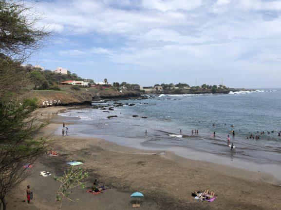 Cidade de Praia - Capital do Arquipélago de Cabo Verde