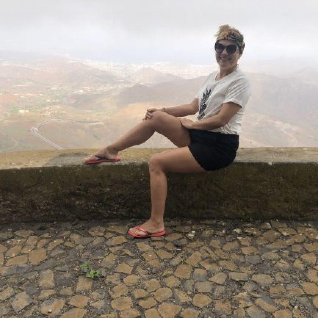 Explorando a Ilha de São Vicente - Monte Verde
