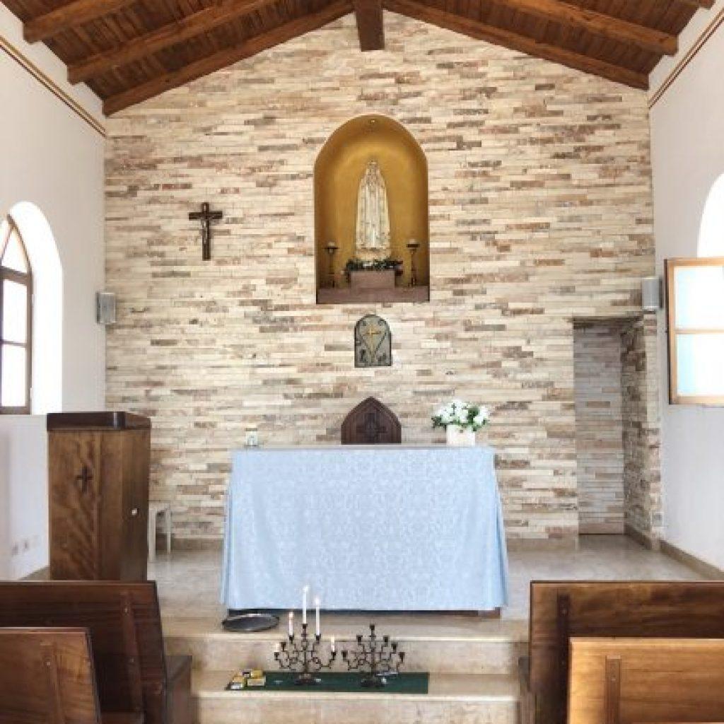 Atrações da Ilha de Boa Vista - Capela de Nossa Senhora de Fátima