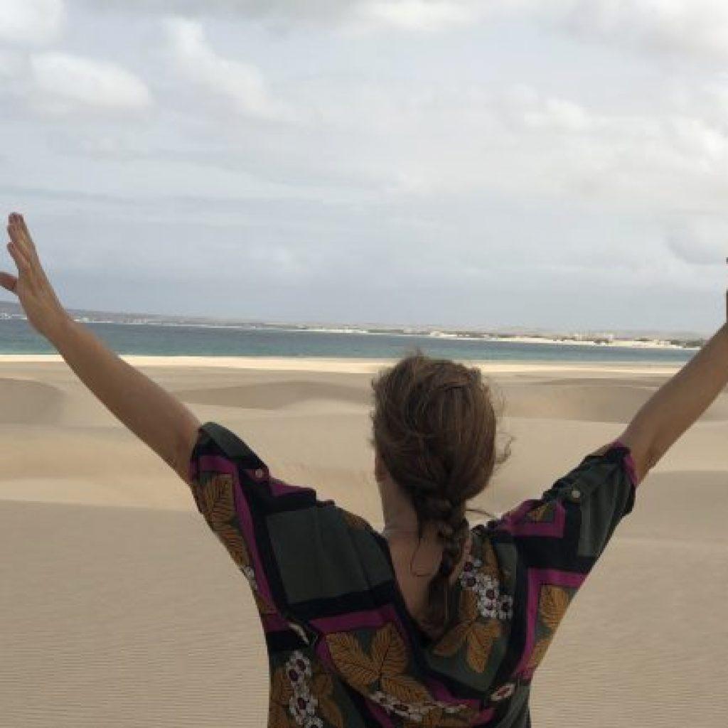 Atrações de Boa Vista no Arquipélago de Cabo Verde - Praia e Dunas de Chaves