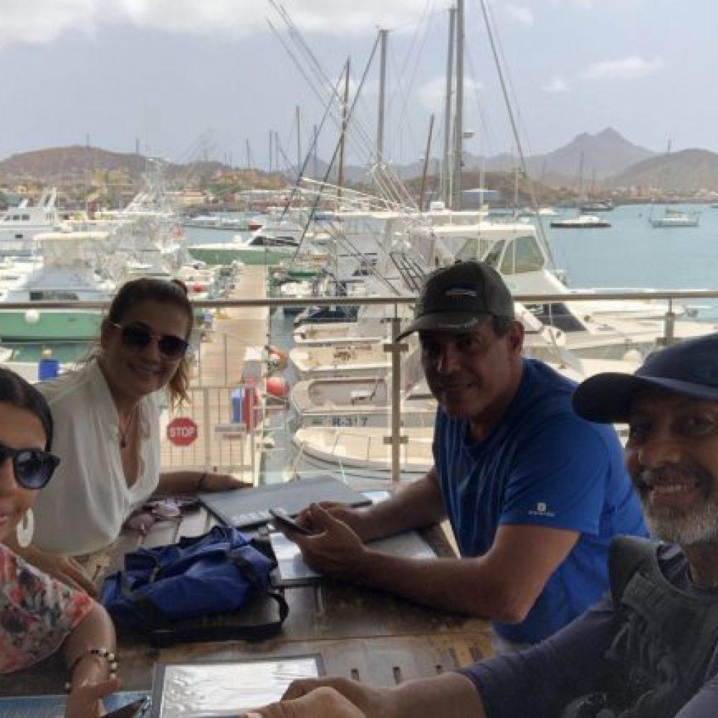 City Tour por Mindelo, Capital da Ilha de São Vicente em Cabo Verde - Praia da Laginha
