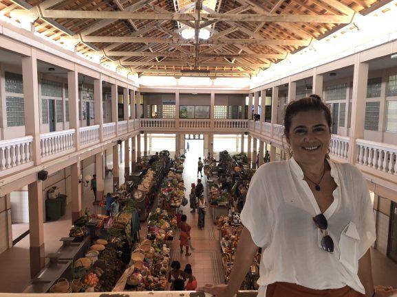 City Tour por Mindelo, Capital da Ilha de São Vicente em Cabo Verde - Mercado Municipal