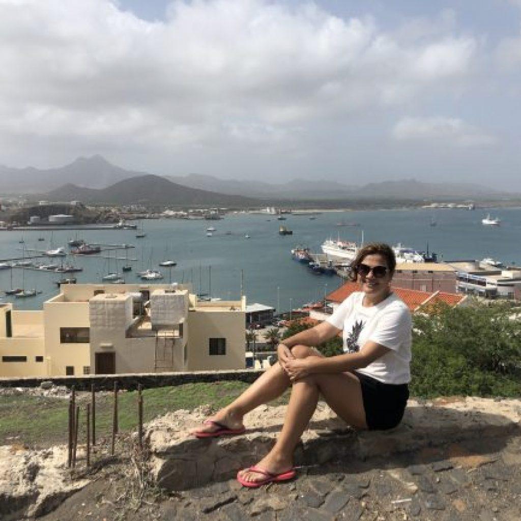 Explorando a Ilha de São Vicente - Mindelo - Mirante